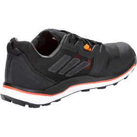 adidas TERREX Agravic GTX Trail Running Shoes Men, negro/rojo
